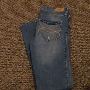 Used A&F jeans